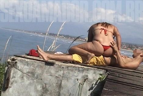 sexo rapidinha sexo em praia