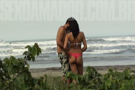 sexo na praia filme de sexo amador